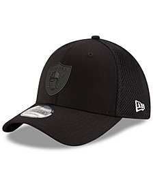 New Era Oakland Raiders Black/White Neo MB 39THIRTY Cap