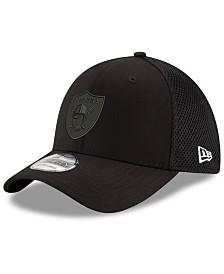 New Era Oakland Raiders Black/White Neo MB 39THIRTY Cap