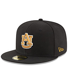 New Era Auburn Tigers Shadow 59FIFTY Fitted Cap