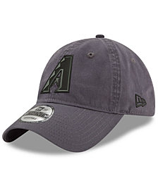 New Era Arizona Diamondbacks Graphite 9TWENTY Cap