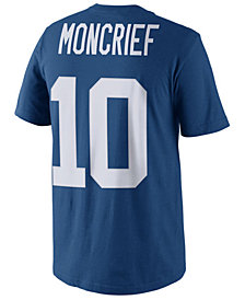 Nike Men's Donte Moncrief Indianapolis Colts Pride Name and Number T-Shirt