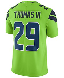 Nike Men's Earl Thomas Seattle Seahawks Limited Color Rush Jersey