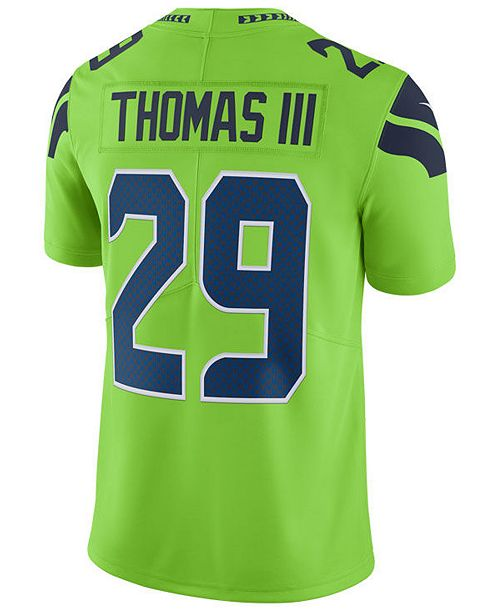 ... Nike Men s Earl Thomas Seattle Seahawks Limited Color Rush Jersey ... a26e5e490