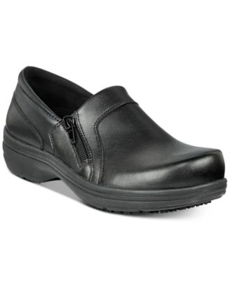 Easy Street Easy Works By Women's Magna Slip Resistant Clogs Women's Shoes