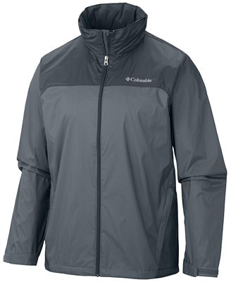 Columbia Men's Glennaker Lake Rain Jacket - Coats & Jackets - Men ...