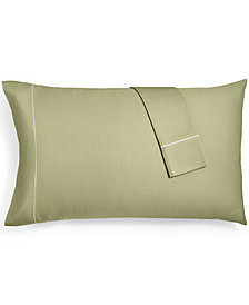 Charter Club Sleep Cool Standard Pillowcase, 400 Thread Count Hygro® Cotton, Created for Macy's