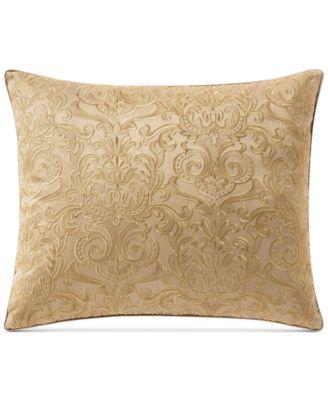 "Leighton Embroidered 16"" x 20"" Decorative Pillow"
