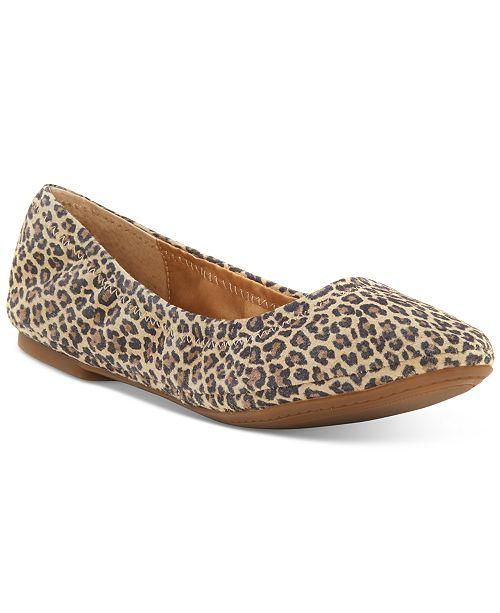Ballet Brand Emmie Flats Shoes Macy's Lucky vx7CZqTwZ