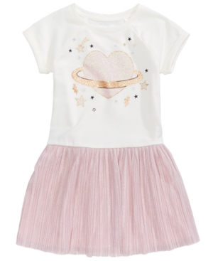 Epic Threads GraphicPrint Sweatshirt Dress Toddler Girls (2T5T) Created for Macys