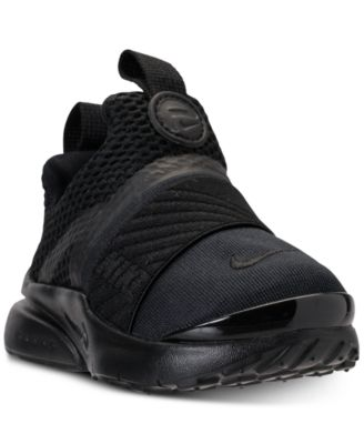 nike presto extreme toddler black