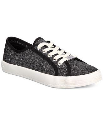 bebe Dane-L Lace-Up Sneakers
