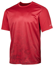 Greg Norman For Tasso Elba Men's Camo Ombré T-Shirt, Created for Macy's