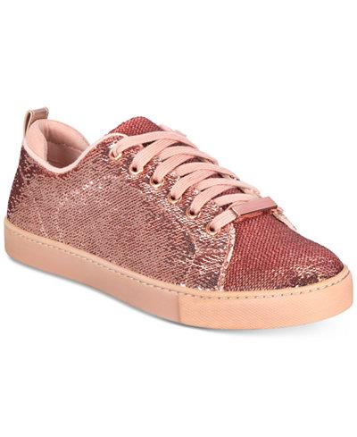 ALDO Merane Sequin Lace-up Sneakers