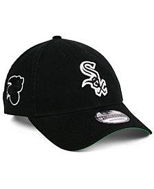 New Era Chicago White Sox Chain Stitch 9TWENTY Cap