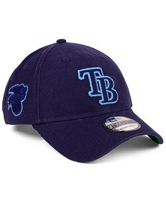 buy online e820d 04ac1 ... australia new era tampa bay rays chain stitch 9twenty cap sports fan  shop by lids men