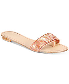 ALDO Soffia Embellished Slide Sandals
