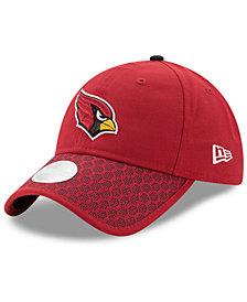 New Era Women's Arizona Cardinals Sideline 9TWENTY Cap