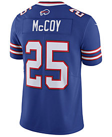Nike Men's LeSean McCoy Buffalo Bills Vapor Untouchable Limited Jersey