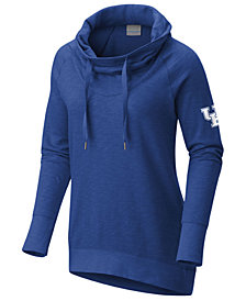 Columbia Women's Kentucky Wildcats Down Time Hooded Tunic