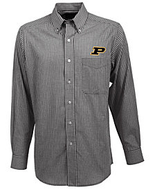 Columbia Men's Purdue Boilermakers Associate Button Up