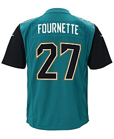 Nike Leonard Fournette Jacksonville Jaguars Game Jersey, Big Boys (8-20)