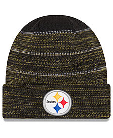 New Era Pittsburgh Steelers Touchdown Cuff Knit Hat