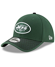 New Era Boys' New York Jets 2017 Official Sideline 39THIRTY Cap