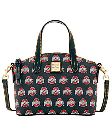 Dooney & Bourke NCAA Ruby Mini Satchel Crossbody