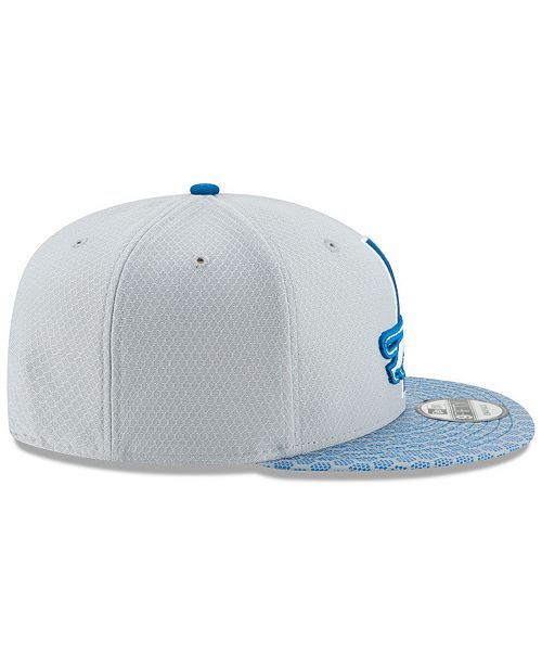 42e4942fefc New Era. Boys  Detroit Lions 2017 Official Sideline 9FIFTY Snapback Cap. Be  the first to Write a Review. main image ...