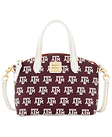 Dooney & Bourke Texas A&M Aggies Ruby Mini Satchel Crossbody