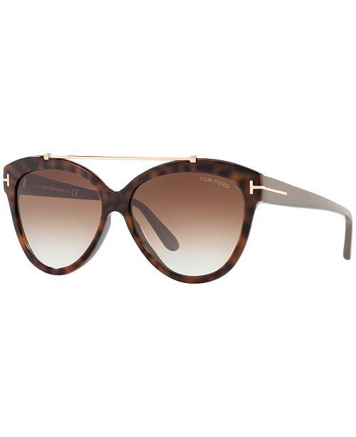 015a819027e Tom Ford LIVIA Sunglasses