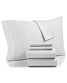 CLOSEOUT! Bradford StayFit 6-Pc. California King Sheet Set, 800 Thread Count Combed Cotton Blend