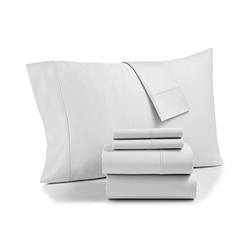 AQ Textiles Bradford 800-Thread Count 6-Pc. Queen Sheet Set