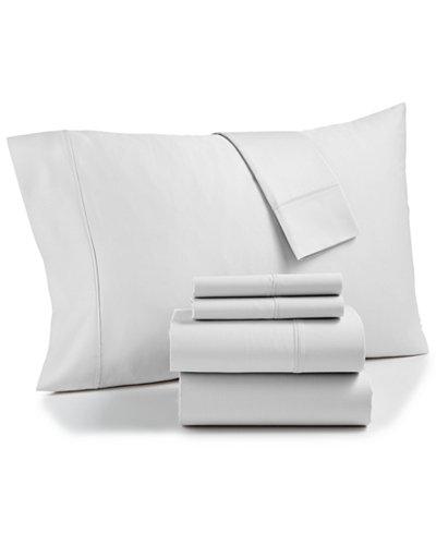 AQ Textiles Bradford StayFit 800 Thread Count 6-Pc. King Sheet Set