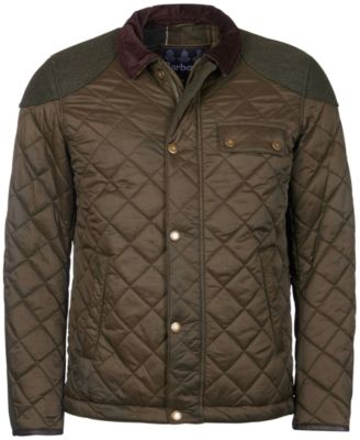 macys barbour jacket