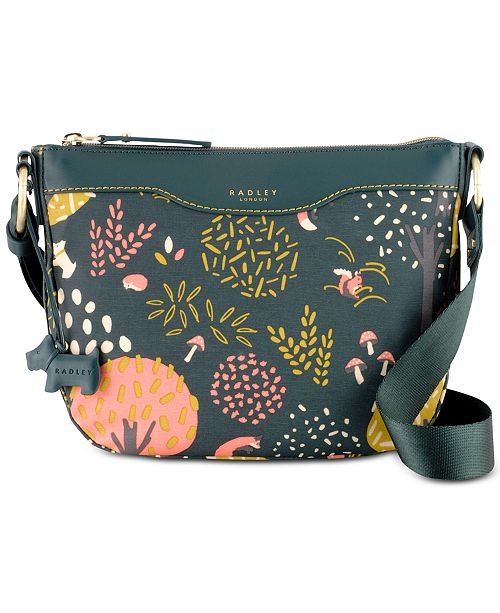 6bb6df824f Radley London Epping Forest Small Zip-Top Crossbody & Reviews ...