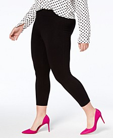 Women's  Plus Capri Leggings