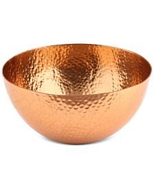 Thirstystone Hammered Copper-Finish Medium Bowl