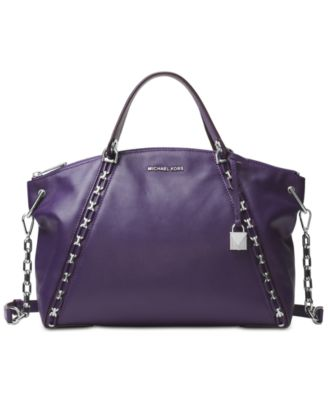 MICHAEL Michael Kors Sadie Large Top-Zip Satchel