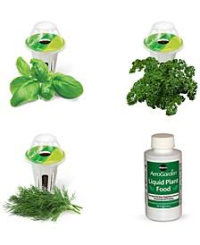 Gourmet Herb 3-Pod  Refill Kit
