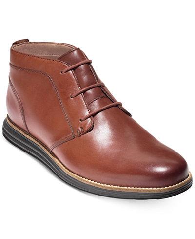 Cole Haan Men S Original Grand Chukka Boots