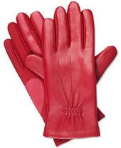 Women S Leather Gloves Shop Women S Leather Gloves Macy S