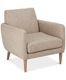 Davey Accent Chair, Quick Ship