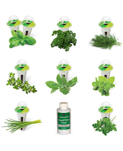 AeroGarden™ Gourmet Herb 9-Pod Refill Kit