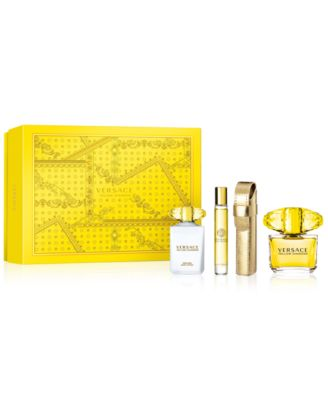 Versace Yellow Diamond: Shop Versace Yellow Diamond - Macy's