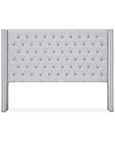 Asher Queen Headboard, Quick Ship