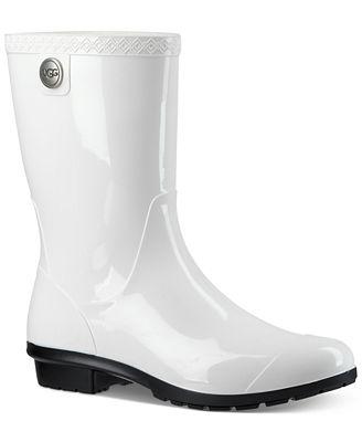 UGG® Australia Sienna Mid Rainboot