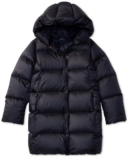 88f481215 Polo Ralph Lauren Ralph Lauren Quilted Coat, Big Girls (7-16) ...