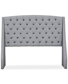 Harper Queen Headboard, Quick Ship