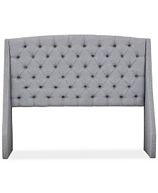 Joelle Queen Headboard, Quick Ship